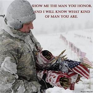 Honor...Too few people truly know the meaning of this word ...