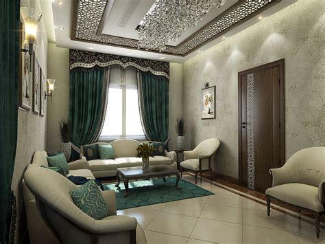 models living room guests room  eyad emleh