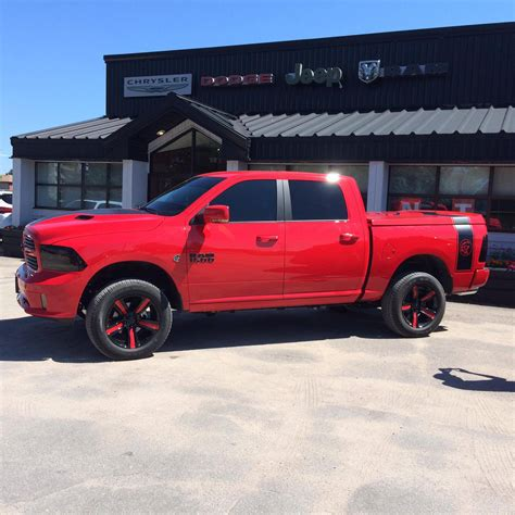 Dodge Hellcat Truck by Dodge Ram 1500 With A Hellcat V8 Engine Depot