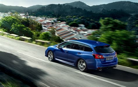 subaru levorg blue color uhd wallpaper latest