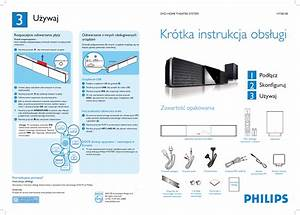 Philips Hts8100  12 Hts8100 Euqsg Pol 25883 User Manual