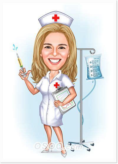 nurse caricatures   caricature caricature