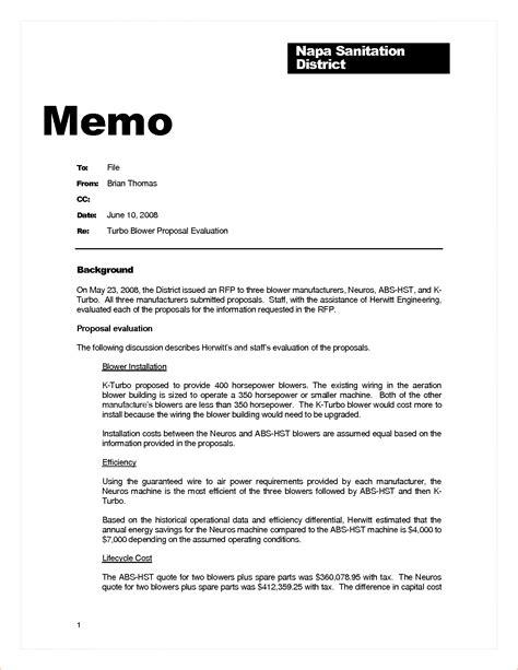 9+ Professional Memo Template  Memo Formats