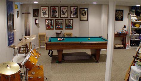 Basement Game Room Ideas & Designs   Total Basement Finishing