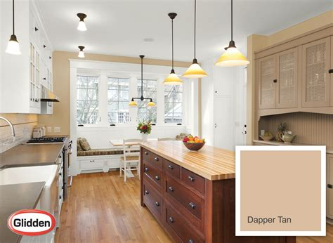 Cozy Kitchen Warm Colors by Dapper Grab N Go Color Glidden For A Warm