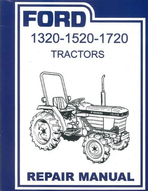 free service manuals online 1986 ford courier windshield wipe control 1984 1986 1988 1990 1992 1995 ford tractor 1320 1520 1720 repair manual ebay