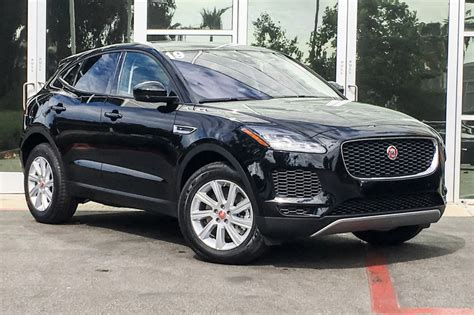 2019 Jaguar E Pace 2 by Pre Owned 2019 Jaguar E Pace S Sport Utility In Mission