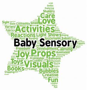 Baby Sensory Classes In Oatlands Weybridge & Ottershaw ...