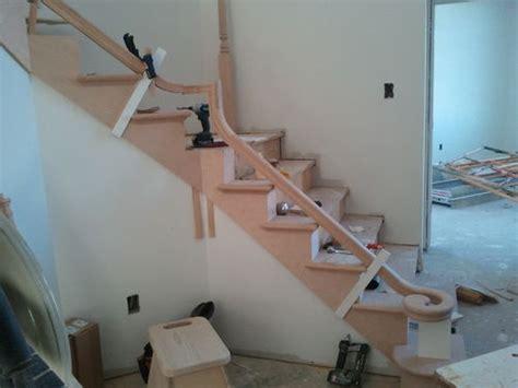 stairs   degree otp winder stairs balustrade