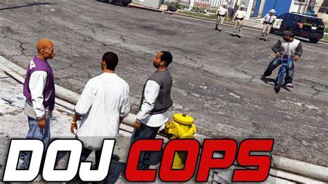 Dept. Of Justice Cops #122