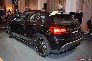 Mercedes 45 Amg : detroit 2017 mercedes amg gla 45 gtspirit ~ Maxctalentgroup.com Avis de Voitures