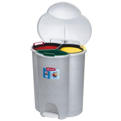 poubelle de cuisine tri selectif poubelles de cuisine tri selectif cuisine idées de
