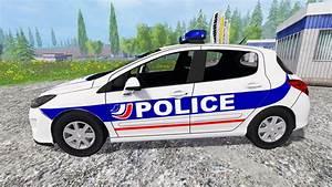 Voiture Police France : peugeot 308 police france pour farming simulator 2015 ~ Maxctalentgroup.com Avis de Voitures