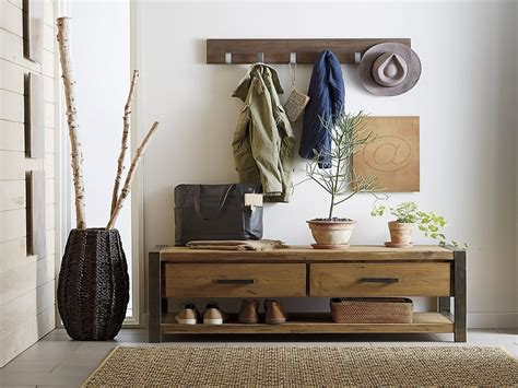 Entryway Ideas For Small Spaces Rustic