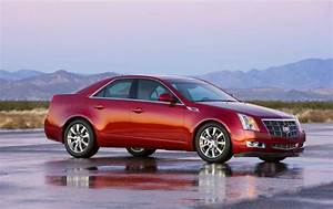 2008 Cadillac Cts Review  Ratings  Specs  Prices  And Photos