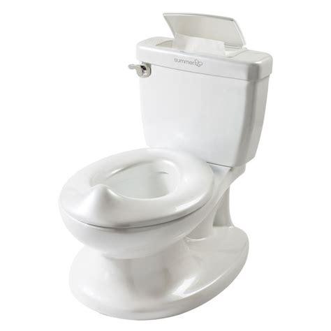 pot en forme de wc summer infant une solution ludique