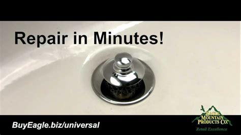 bathroom diy   install  replace tub drain stopper