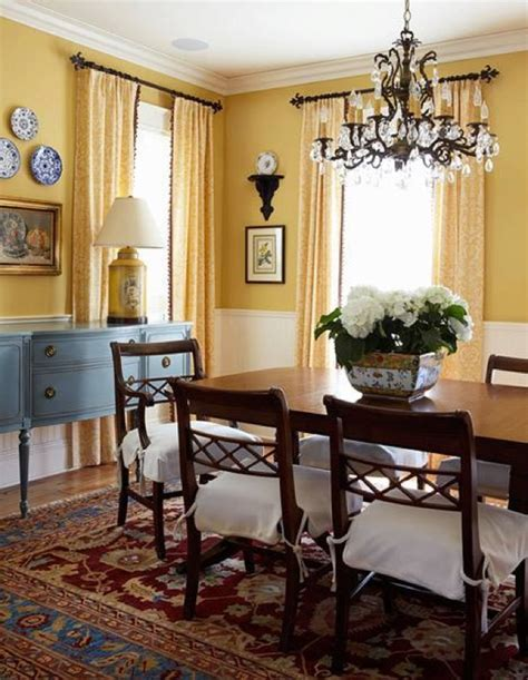 yellow dining room designs ideas   interior god