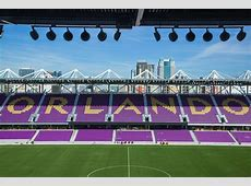 Get a first look at Orlando City Stadium at their open