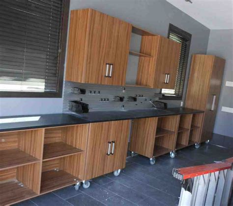 Garage Workbenches And Cabinets  Home Furniture Design