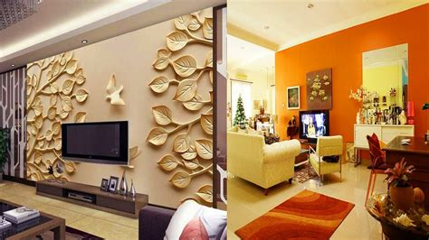 stunning 3d t v wall design ideas wall units designs