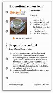 """Search Results for """"Recipe Card Template Full Page ..."""