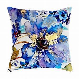 Floral, Decorative, Pillow