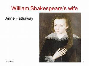 William Shakespeare 2017/4/ ppt video online download