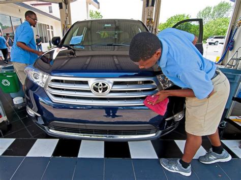 Car Wash by How A Family Car Wash Has Changed The Lives Of With