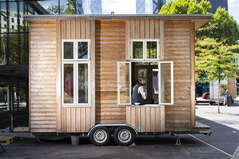 Wo Darf Tiny Häuser Hinstellen by Wie Lebt Es Sich In Einem Tiny House