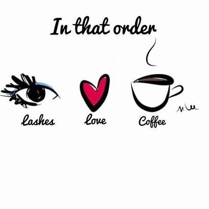 Eyelash Lash Lashes Quotes Esthetician Coffee Clipart