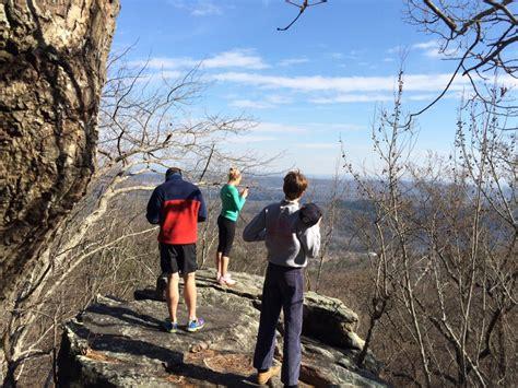 glen falls trail hiking
