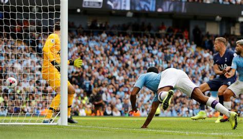 Sterling: GOL en Manchester City vs Tottenham por la ...