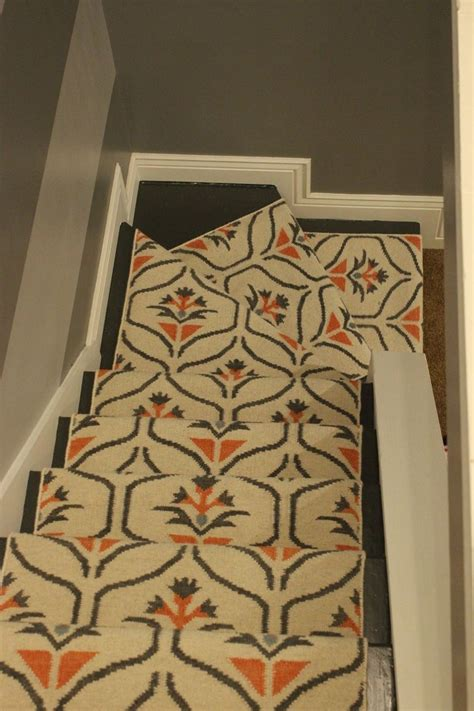 Install Carpet Runner update your staircase how to remove and install carpet on