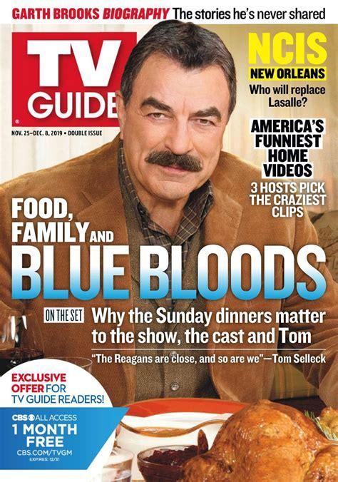 TV Guide Magazine-November 25, 2019 - December 08, 2019 ...