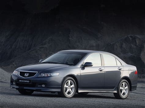 Honda Accord Typer 19992003 And Types 20032008
