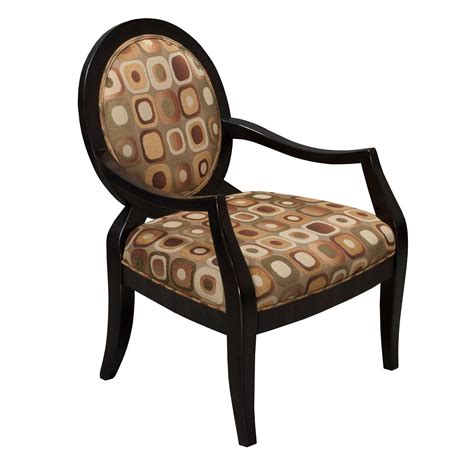 Ashley Furniture Used Escape Mocha Showood Accent Chair