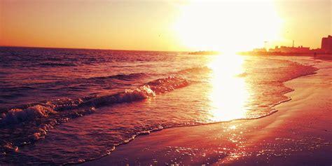 sunset ocean twitter cover twitter background twitrcovers