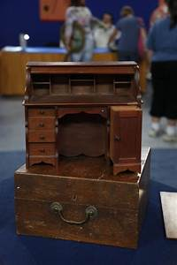 Salesman39s Sample Rolltop Desk Ca 1890 Antiques