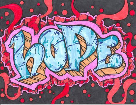 Grafiti Nama Ari :  Graffiti Challenge #55
