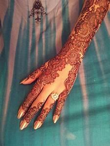 Full Hand Henna Mehndi Design – 2018 MehndiDesign Mehndi ...