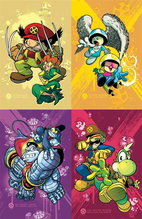 Mario Brosx Men Mash Up Video Game Pinterest Mario