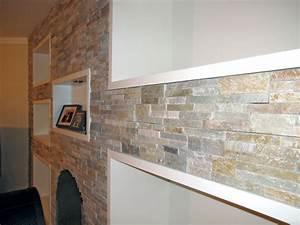 Wandgestaltung Mit Steinen : wandgestaltung stein ihr traumhaus ideen ~ Markanthonyermac.com Haus und Dekorationen