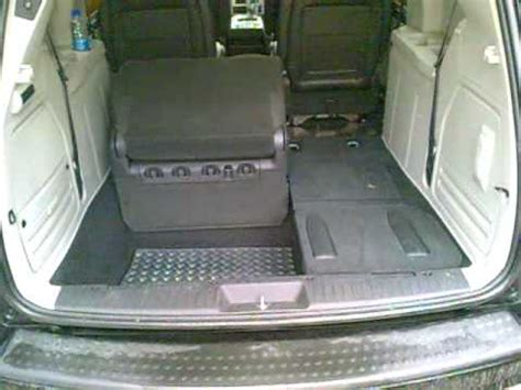 Chrysler Stow N Go by Chrysler Grand Voyager 2008 Stow N Go Taugt Nix Bei