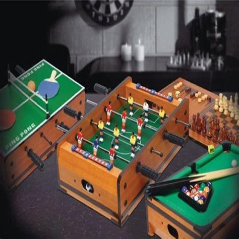 jeux bureau bois mini plateau ensemble de jeux enfants bureau arcade