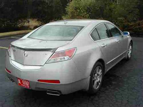 2009 Acura Tl Technology Package by Find Used 2009 Acura Tl Sedan 4 Door 3 5l W Technology