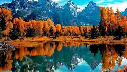Fall Mountain Wallpapers Autumn Bulgaria Foliage Mountains