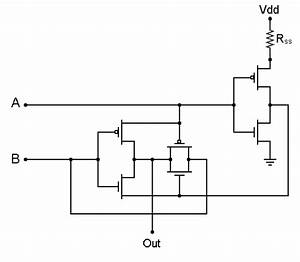 Inverter - Cmos Logic Gates Xor