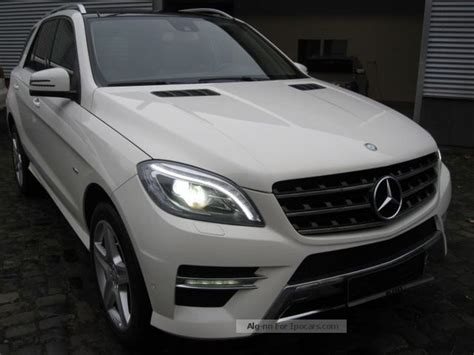 Ml350 with fast and free shipping on ebay. 2012 Mercedes-Benz ML 350 BlueTEC/4MATIC/7G/AMG/PANO/BEIGE/KAME/20 - Car Photo and Specs