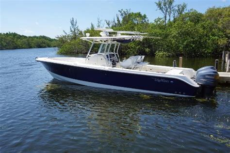Edgewater Boats Parts by 2008 Edgewater 318 Cc Tavernier Florida Boats